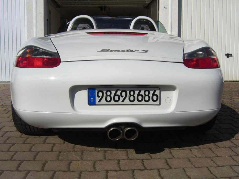 Boxster S Carraraweiss