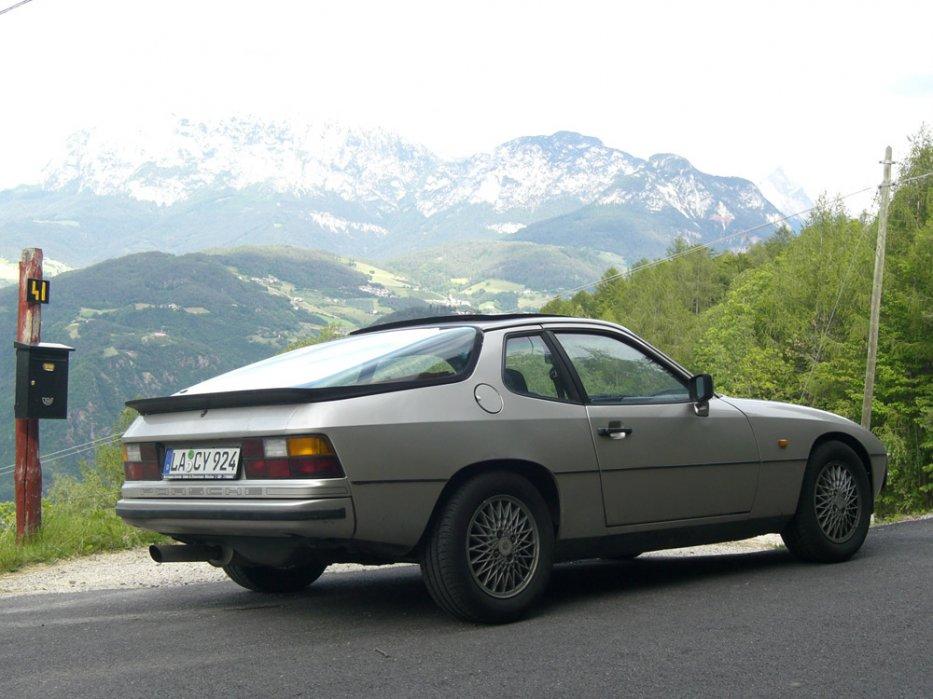 924 in den Bergen