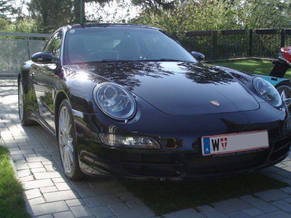Mein 997er