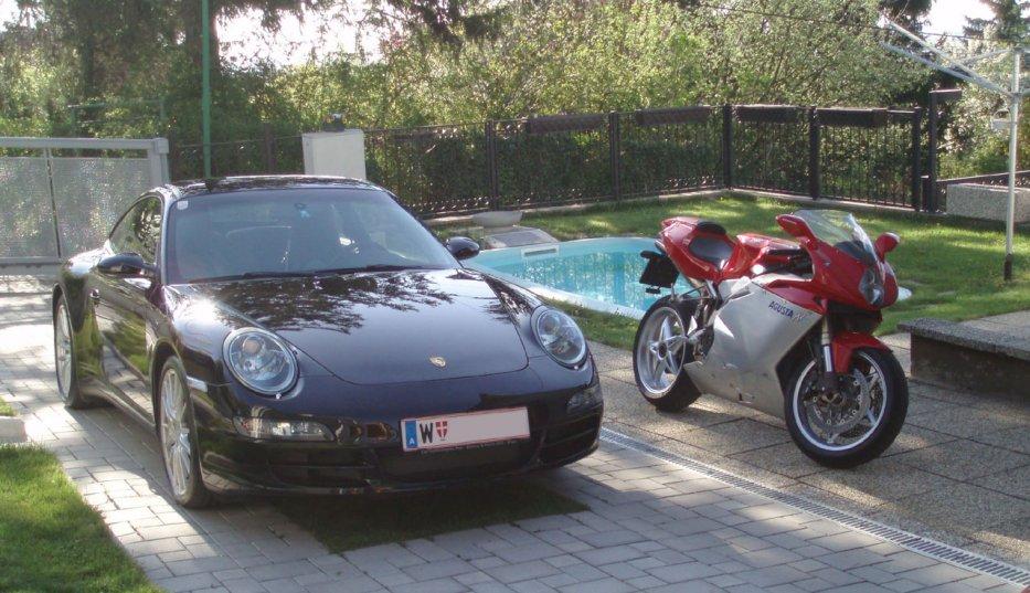 Porsche & MV Agusta