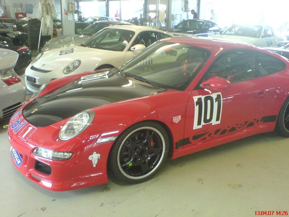 Carrera GT3