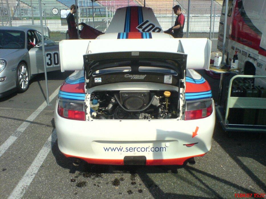 GT3 Martini