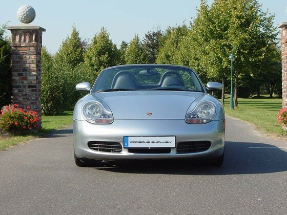 Boxster S Exclusive 1