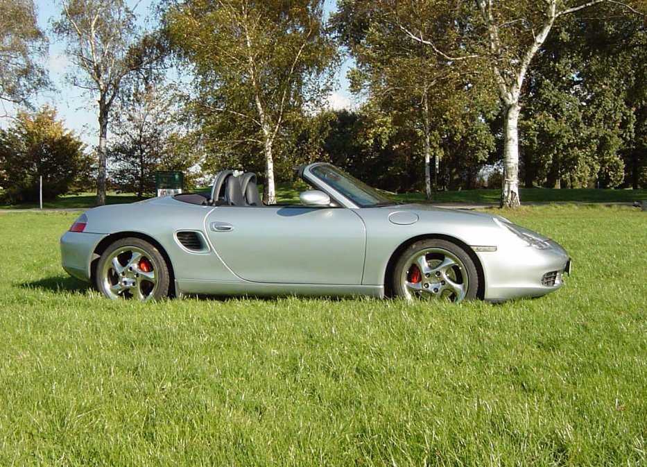 Boxster S Exclusive 2