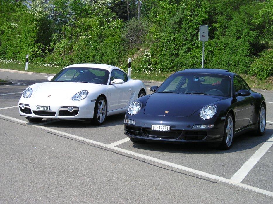 Porsche-Schätzchen