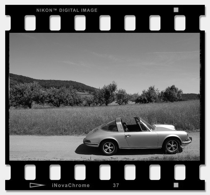 1969 911 Targa
