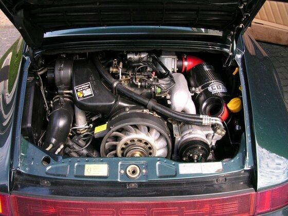 Airbox im 964