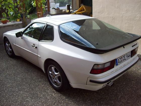 Meinn Porsche 944 S  BJ 1987