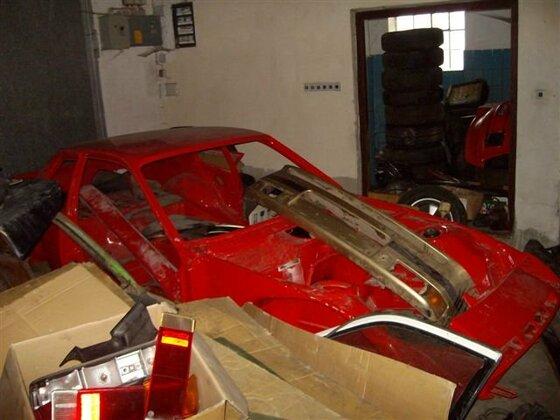 937 Carrera GT Scheunenfund