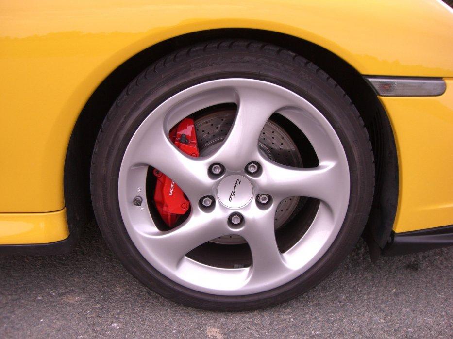 996 Turbo 7
