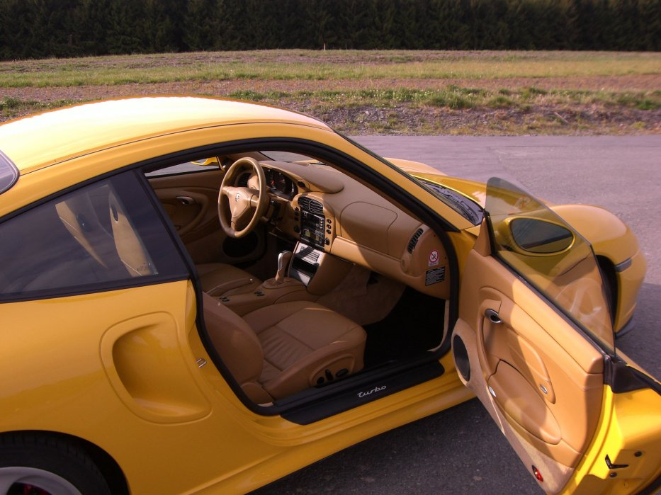 996 Turbo 8