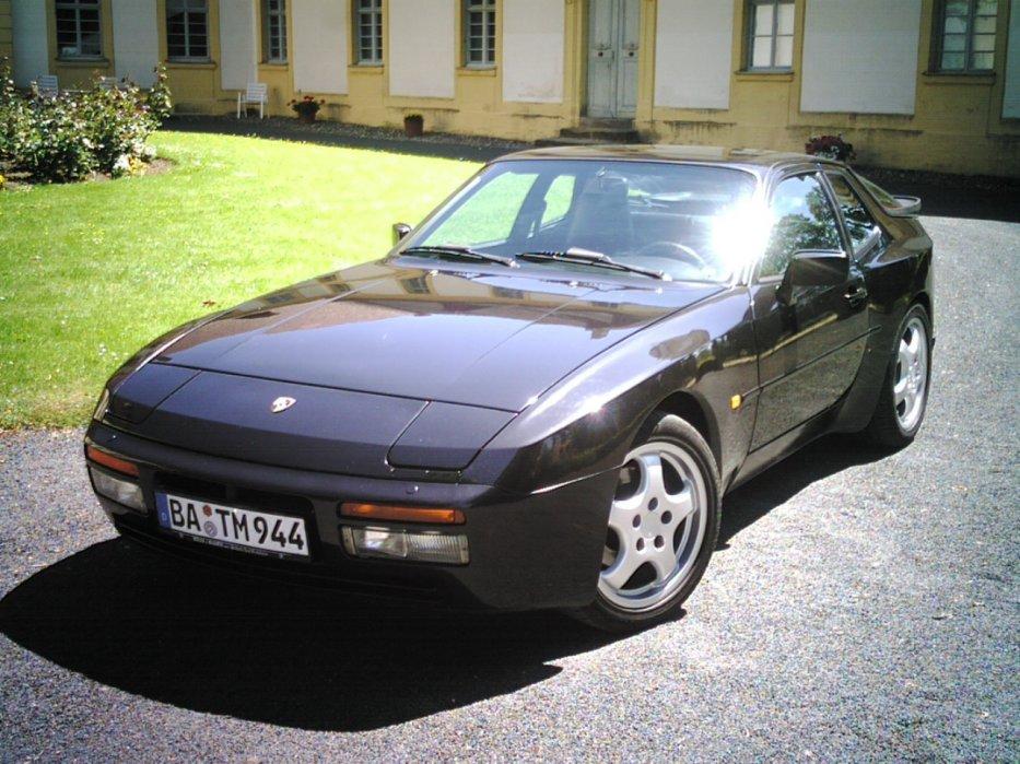 Mein erster Porsche - 944 S2