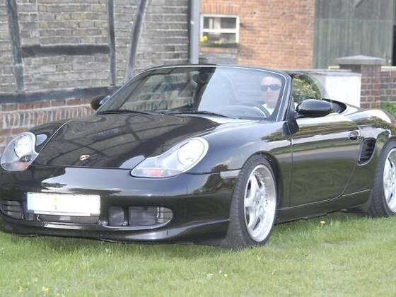 Porsche Boxster S II