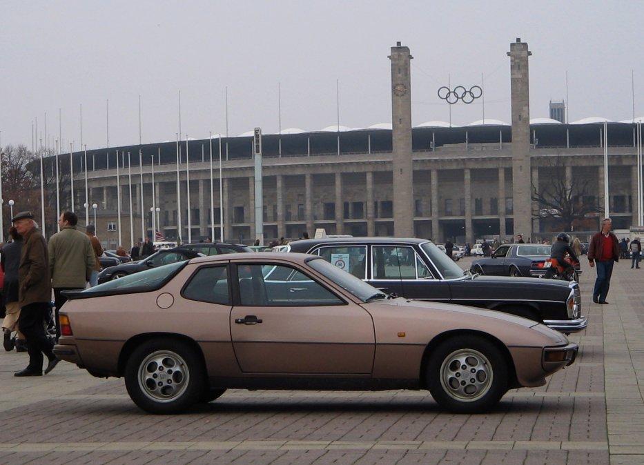 924s Olympiastadion Berlin