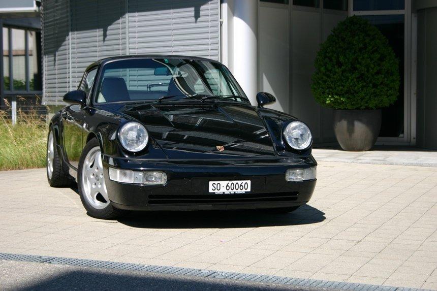 Porsche 964 C2