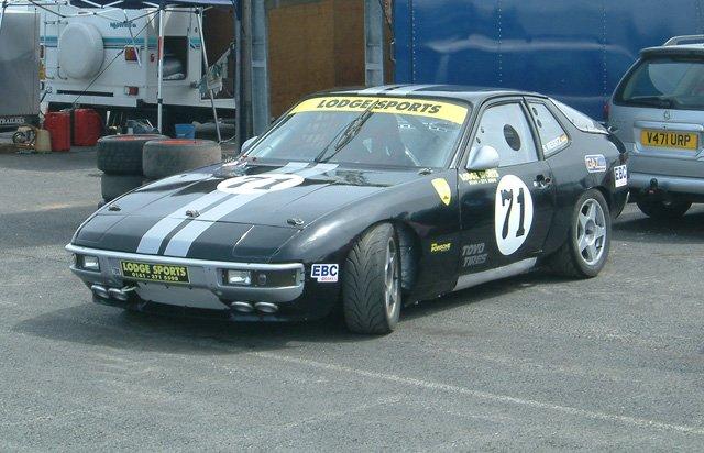 Porsche 924 Racecar - Lodge Sports Championship