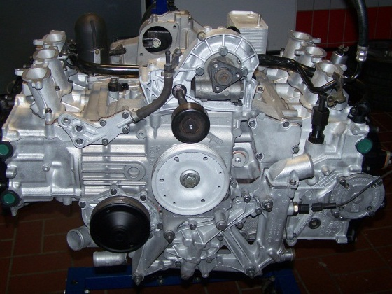 Rumpfmotor 996 3,4 Liter