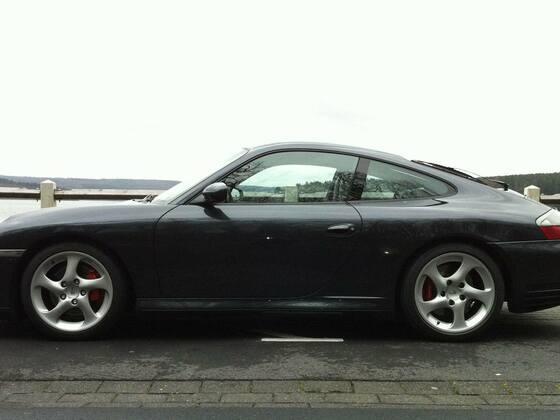 Mein erster Porsche....ein 996 4s