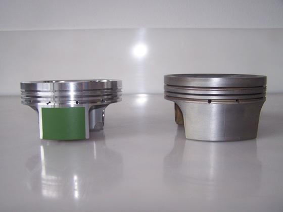 Schmiedekolben für 996 3,4 Liter(40 Gramm)