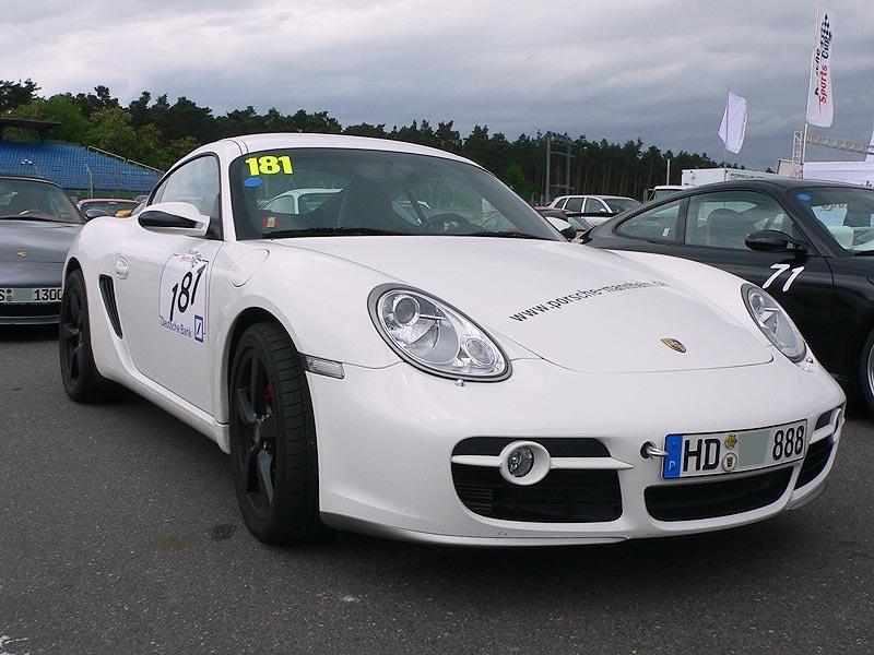 Porsche Cayman S 987