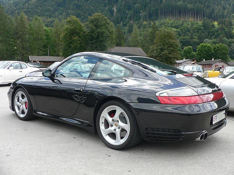 Porsche 911 4S