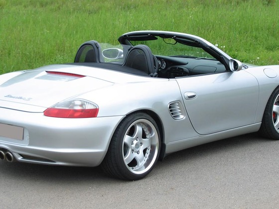 Boxster S 986