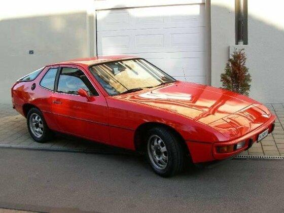 Porsche 924 - 1978