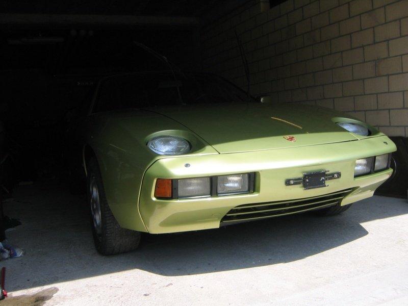 Porsche 928 - 1978
