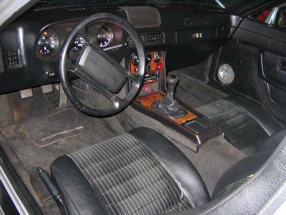 Porsche 924T -1981