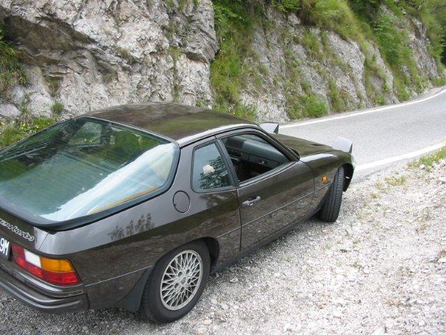Porsche 924 turbo II