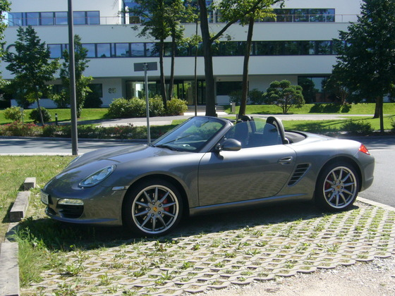 Boxster No.4 offen