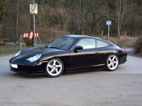98er Carrera Umbau auf 4S Jubi Look