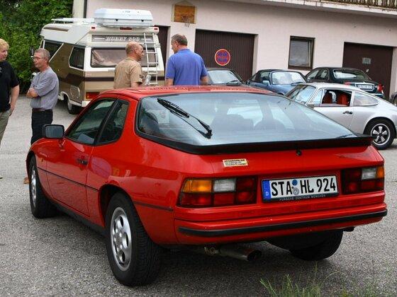 Porschtreffen Günzenhausen 2007