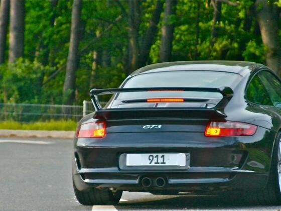 """Porsche 997 GT3  - Treffen sich zwei GT3s aus dem PFF = ein """"Fall für Zwei"""" :)"""