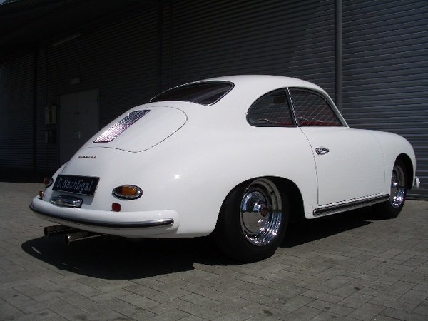 356 A 1600 S coupe