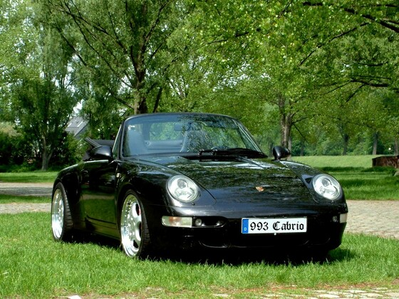 993 Cabrio -black-