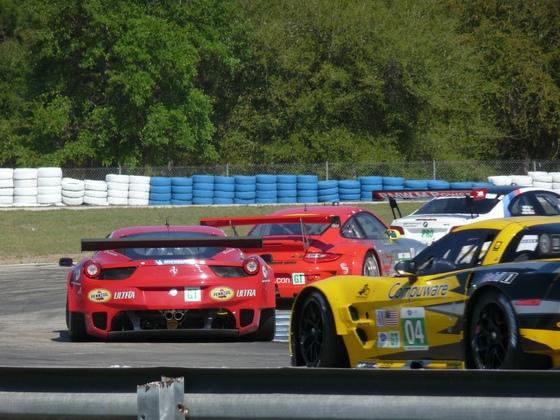 Daytona, Sebring 2010, 2011