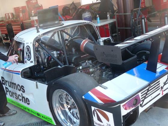 Daytona Grand Am Prototype Brumos