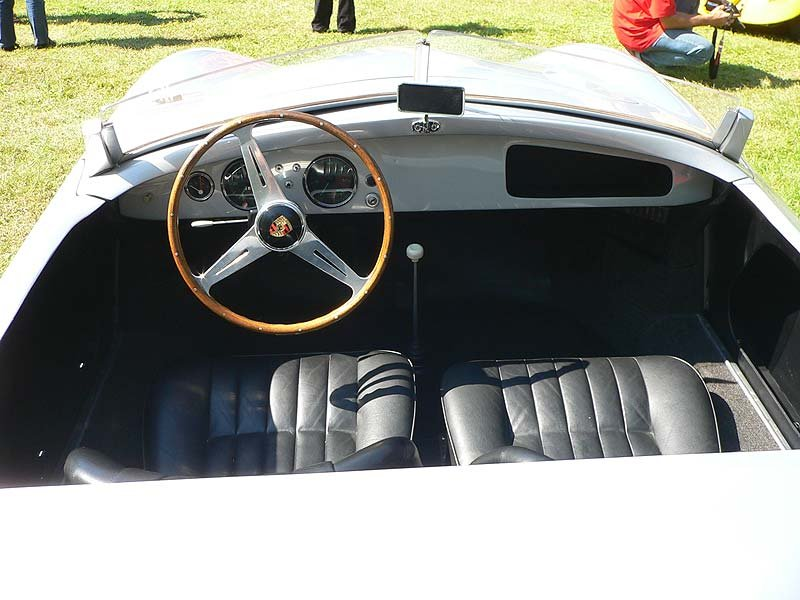 Porsche America Roadster