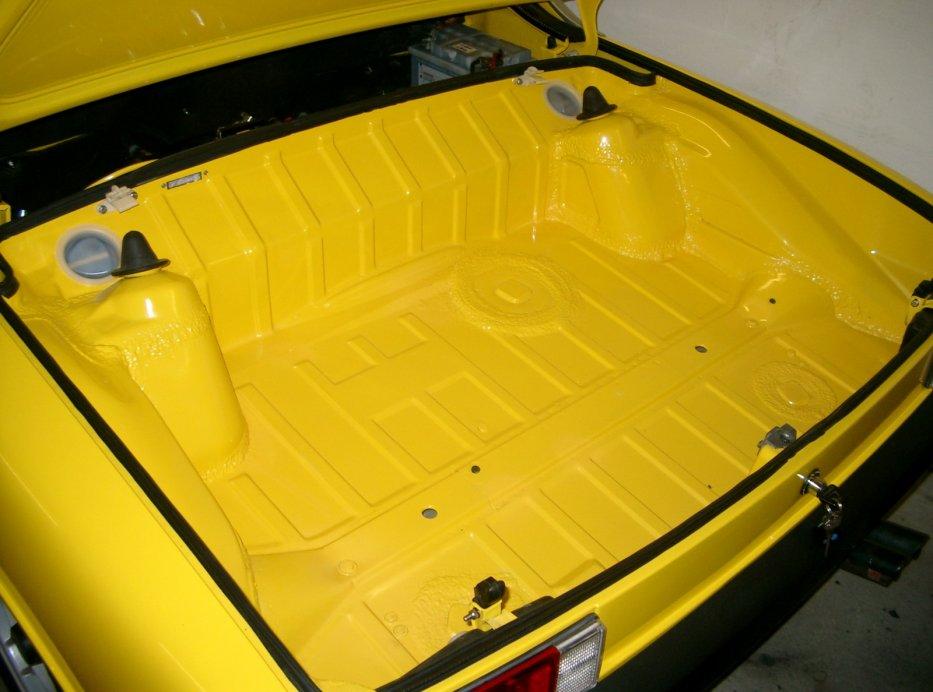 Porsche 914 Bild 4