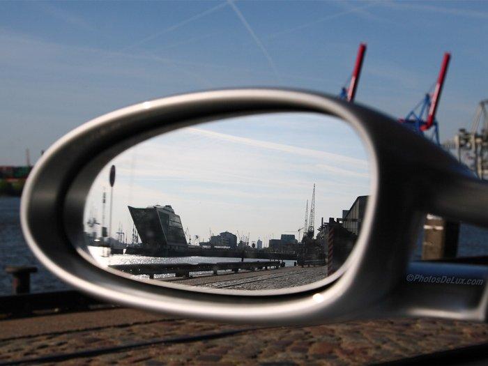 Hamburg trough the Review Mirror