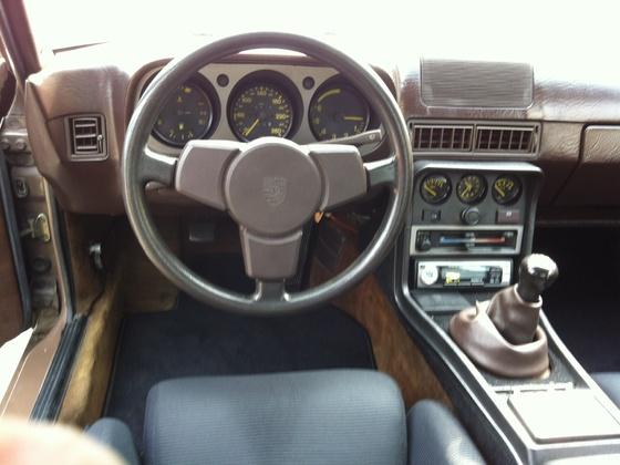 Porsche 944 I Bj. 1982 163 PS