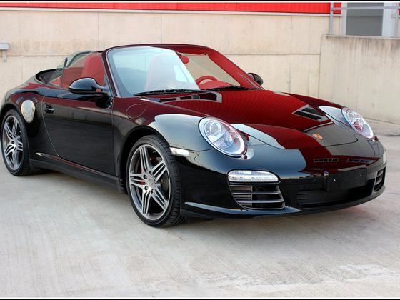 der neue...997 C4S Cabrio