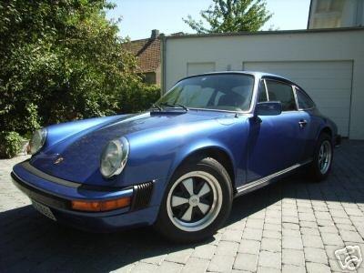 911 s 1976 (mein Baujahr)