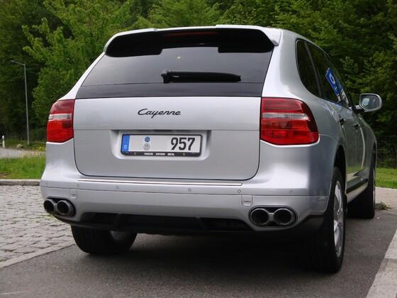 Cayenne 957 Diesel