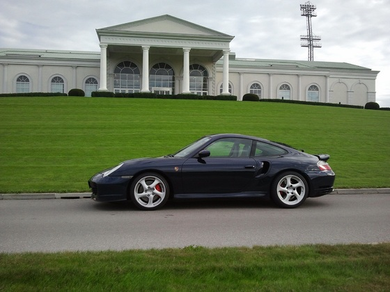 Iststand 996TT Mj 2004