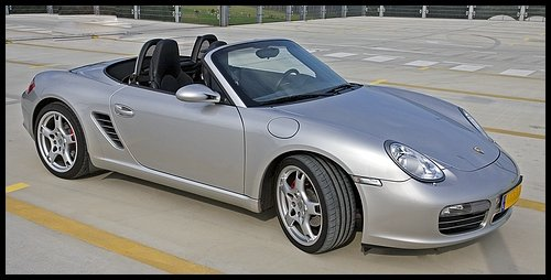 Boxster S - 1