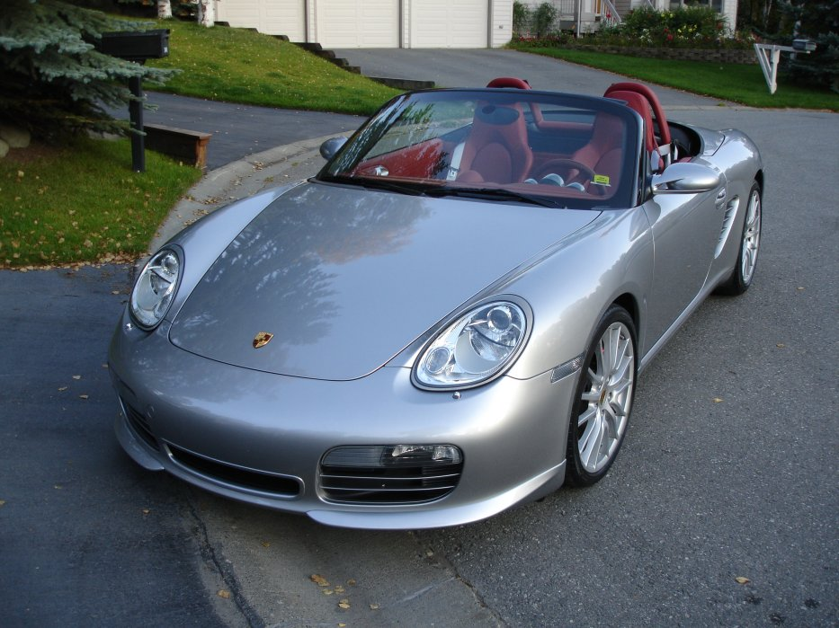 2008 Boxster RS 60