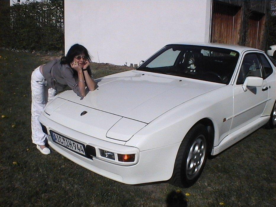 Kein Auto - ein 944er