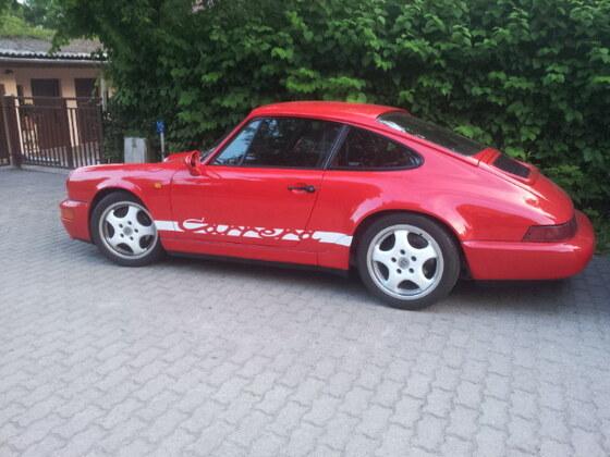 "964 ""Carrera"""